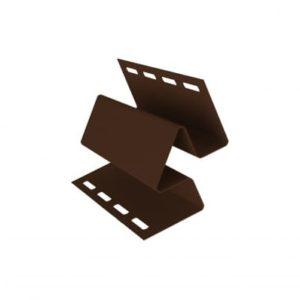 Угол внутренний 3,00 Grand Line коричневый