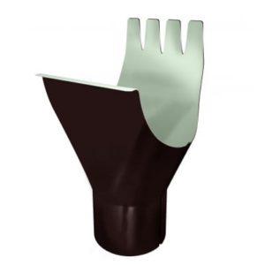 Воронка Optima 125/90мм коричневый