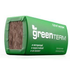 Кнауф GreenTerm 50х1200х600х50мм 0.6м3 12м2 16 плит