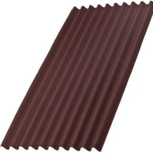 Ондулин SMART коричневый 1,95х0,95м
